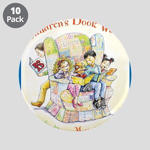 "2014 Childrens Book Week 3.5"" Button (10 pack)"