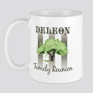 DELEON family reunion (tree) Mug