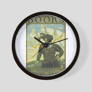 1927 Children's Book Week Wall Clock