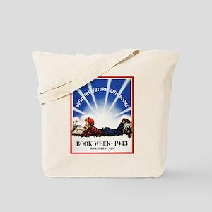 1943 Children's Book Week Tote Bag
