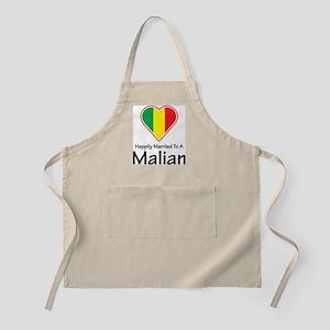 Happily Married Malian BBQ Apron