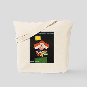 1958 Children's Book Week Tote Bag