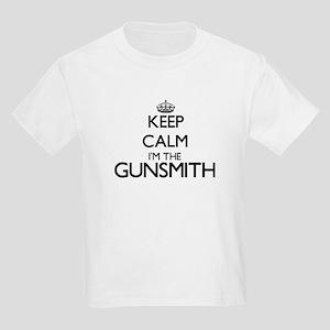 Keep calm I'm the Gunsmith T-Shirt