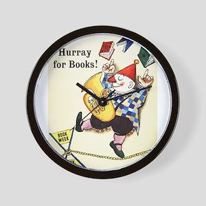 1960 Children's Book Week Clock