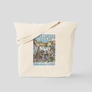 1970 Childrens Book Week Tote Bag