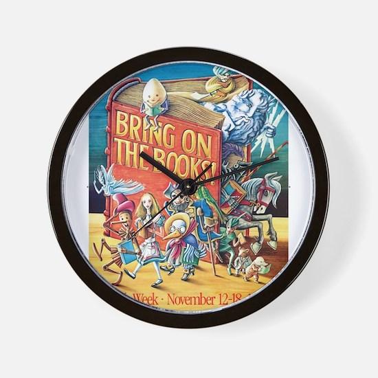 1984 Children's Book Week Clock