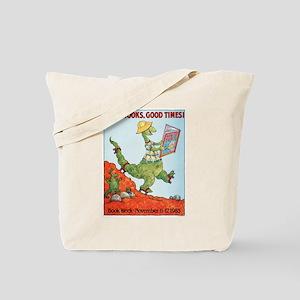 1985 Children's Book Week Tote Bag