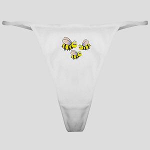 Three Bees Classic Thong
