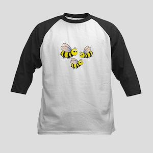 Three Bees Baseball Jersey