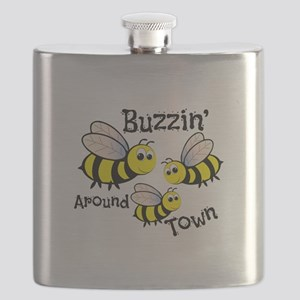 Buzzin Around Flask