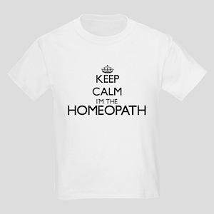 Keep calm I'm the Homeopath T-Shirt