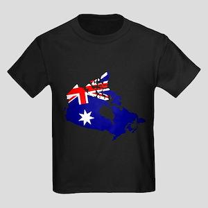 Australia inside Canada T-Shirt