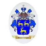 Gruenberger Ornament (Oval)
