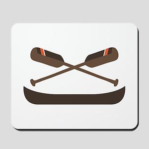 Row Canoe Mousepad