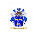 Gruenbaum Sticker (Rectangle)