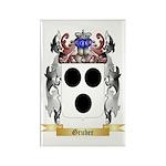 Gruber Rectangle Magnet (100 pack)