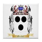 Gruber Tile Coaster