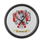 Groves Large Wall Clock