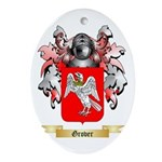Grover Ornament (Oval)