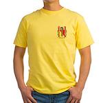 Grover 2 Yellow T-Shirt