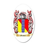 Grover 2 35x21 Oval Wall Decal
