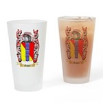 Grover 2 Drinking Glass