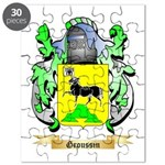 Groussin Puzzle