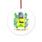 Grousset Ornament (Round)