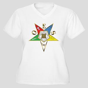 OES GOLDNEW MODERN copy Plus Size T-Shirt