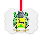 Grothe Picture Ornament