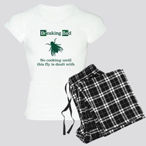 Breaking Bad Fly Women's Light Pajamas