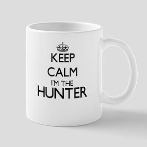 Keep calm I'm the Hunter Mugs