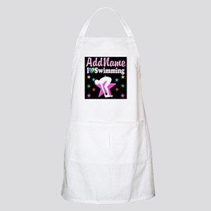 AWESOME SWIMMER Apron