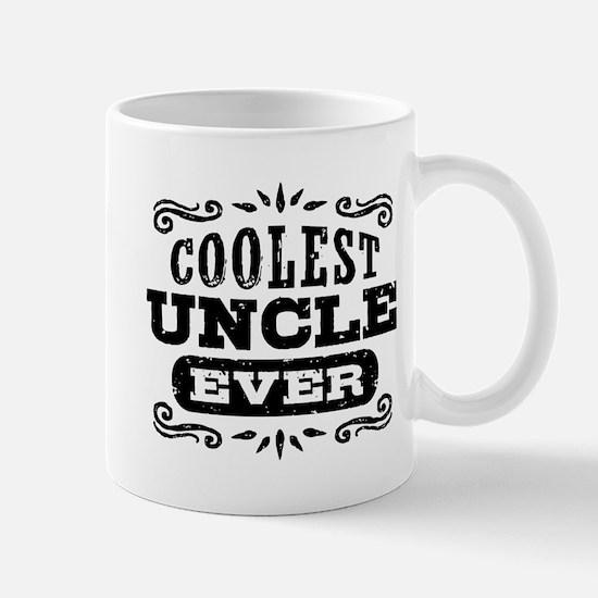 Coolest Uncle Ever Mug
