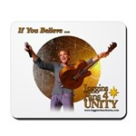 From 2004 - Logginsfans4unity Mousepad!!