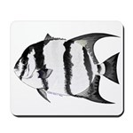 Spadefish Mousepad