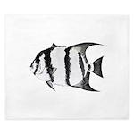 Spadefish King Duvet