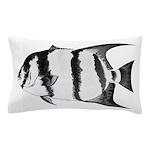 Spadefish Pillow Case