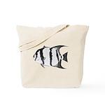 Spadefish Tote Bag