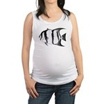 Spadefish Maternity Tank Top