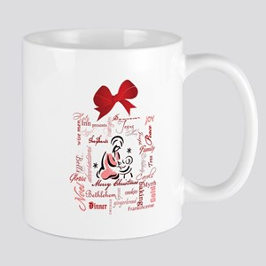 The gift of Christmas Mugs