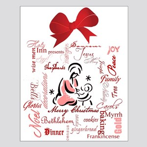 The gift of Christmas Posters