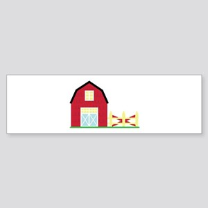 Private Farm Bumper Sticker