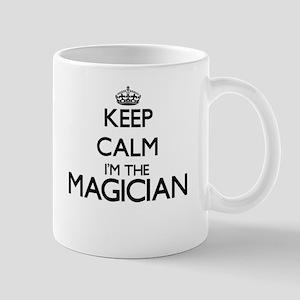 Keep calm I'm the Magician Mugs