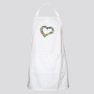 heart fulfilled Apron