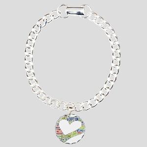 Heart Fulfilled Charm Bracelet One