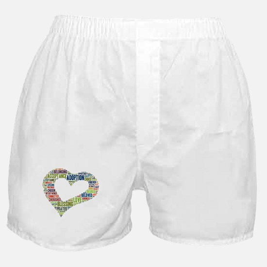 heart fulfilled Boxer Shorts