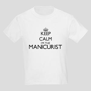 Keep calm I'm the Manicurist T-Shirt