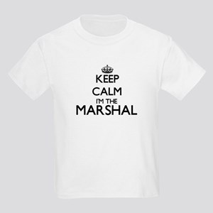 Keep calm I'm the Marshal T-Shirt