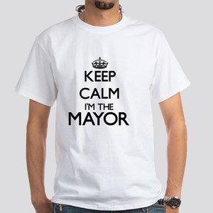 Keep calm I'm the Mayor T-Shirt